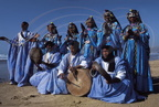 AGADIR - folklore TISSINT (groupe)