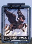 PETERSFIELD (GB) -Enseigne : Flying Bull