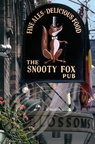 CHESTER (GB) -  Enseigne : The Snooty Fox (le renard arrogant)