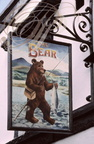 "ENSEIGNE : ""THE BEAR"" (L'Ours)"