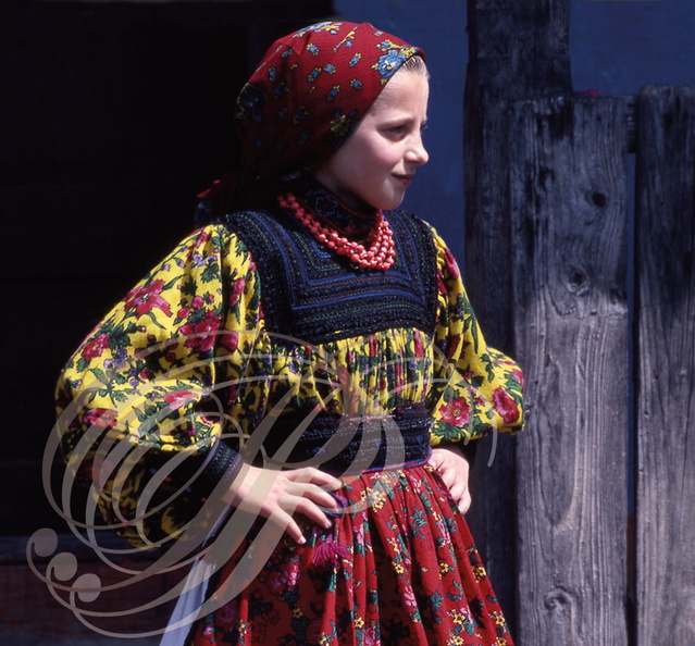 CERTEZE (Oas - Roumanie) - costume traditionnel